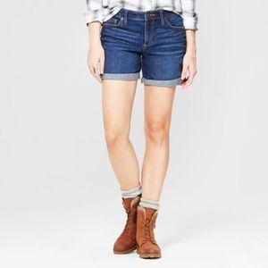 NEW Universal Thread Boyfriend Shorts